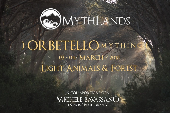 Orbetello Mythlands